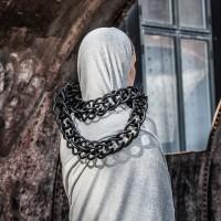 Långt halsband no.7